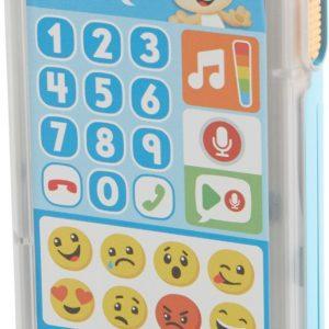 Fisher Price Leerplezier Spreek Een Boodschap In Smartphone - Speelgoedtelefoon