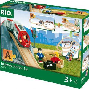 BRIO Trein starterset A - 33773