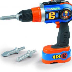 Bob de Bouwer - Mechanische boormachine