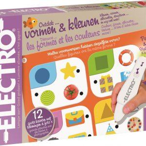Electro Wonderpen Vormen & Kleuren