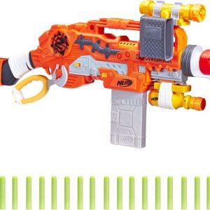 NERF Zombie Strike Scravenger - Blaster