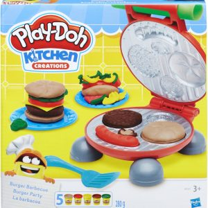 Play-Doh Burger Barbecue - Klei