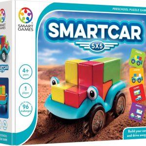 Spellen SmartCar 5x5 (96 opdrachten)