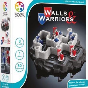 Spellen Walls & Warriors (80 opdrachten)