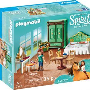 PLAYMOBIL Lucky's slaapkamer - 9476
