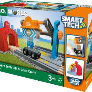 BRIO Smart Tech Lift&Load Kraan