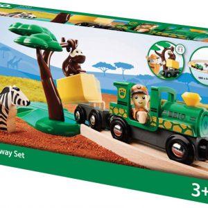 BRIO Treinset safari - 33720