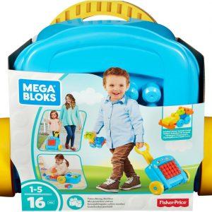 Fisher Price - Mega Bloks - Meeneem Bouwer