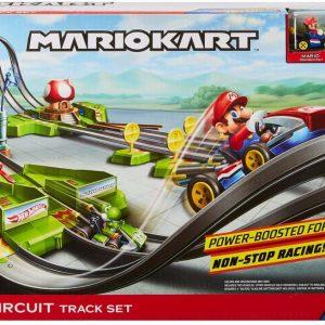 Hot Wheels Mario Kart Speelset - Racebaan