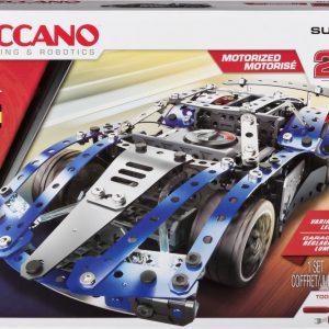 Meccano Modelset Super Car - 25 in 1