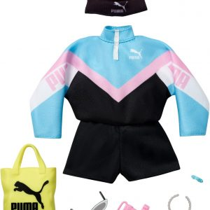 Barbie Fashions Licensed Puma 3