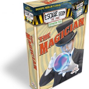 Uitbreidingsset Escape Room The Game The Magician