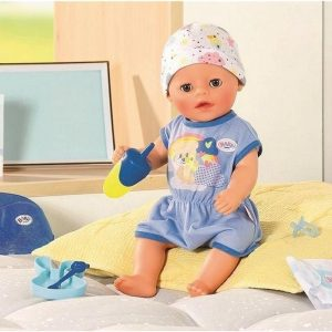 BABY born Soft Touch Little - Jongen - Babypop 36cm