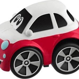 Chicco Speelgoedauto Turbo Mini Fiat 500 Junior Rood