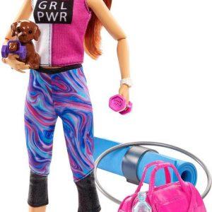 Barbie Wellness Workout Yoga