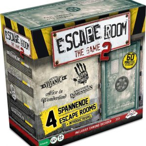 Escape Room The Game Basisspel 2 - Bordspel