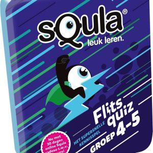 Squla flitsquiz groep 4 5 - Kaartspel