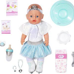 BABY born? Soft Touch - IJsballerina Meisje - 43 cm