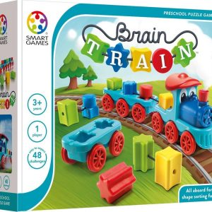 SmartGames - Brain Train (48 opdrachten)