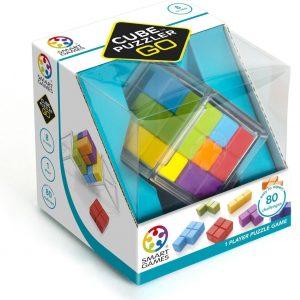 SmartGames Cube Puzzler Go (80 opdrachten)