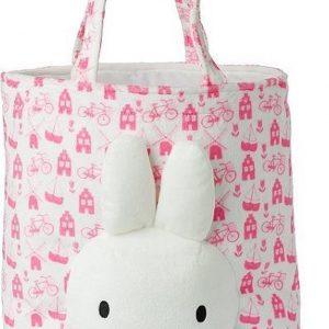 """nijntje shopper tas roze - 28 cm - 11"""""""