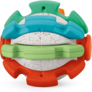 Chicco 2 in 1 Bouw een Bal ECO+ gemaakt van 80% gerecycled plastic!