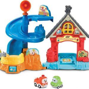 VTech Toet Toet Cory Carson - Brandweerkazerne Bumperdijk - Educatief Babyspeelgoed